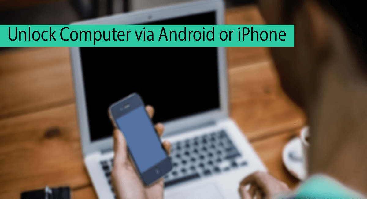 How To Unlock Computer vis Android or iPhone Thumbnail